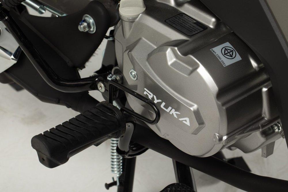 Cận cảnh mẫu xe máy Thái đi 100km tốn 2,2 lít xăng, giá 23 triệu -  thách thức Honda Wave Alpha - Ảnh 8.