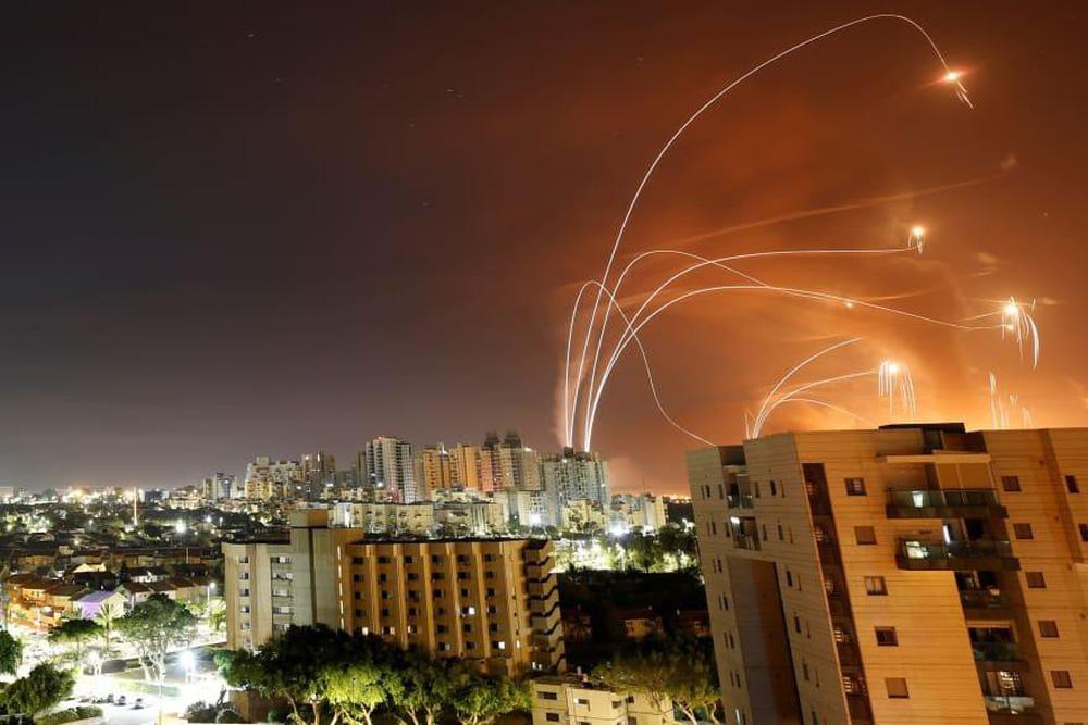 Hứng 2.000 quả rocket của Hamas, vùng biên Israel hóa thị trấn ma - Ảnh 1.