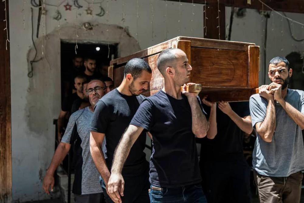 Hứng 2.000 quả rocket của Hamas, vùng biên Israel hóa thị trấn ma - Ảnh 16.