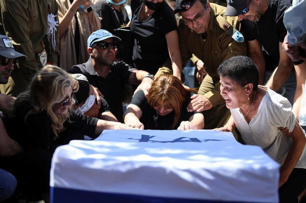 Hứng 2.000 quả rocket của Hamas, vùng biên Israel hóa thị trấn ma - Ảnh 18.