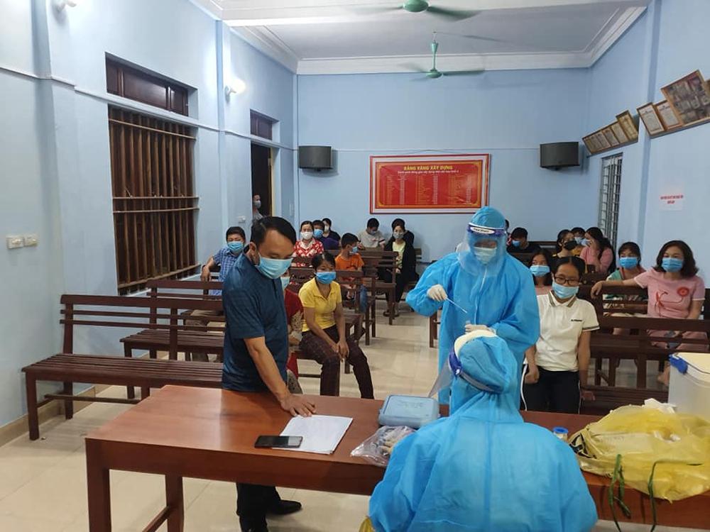 3 người ở Nghệ An di từ vùng dịch về nhưng khai báo gian dối để trốn cách ly - Ảnh 1.
