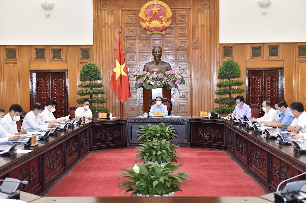 Bộ trưởng Y tế Nguyễn Thanh Long: Tất cả ca mắc Covid-19 mới đều xác định được nguồn lây - Ảnh 1.
