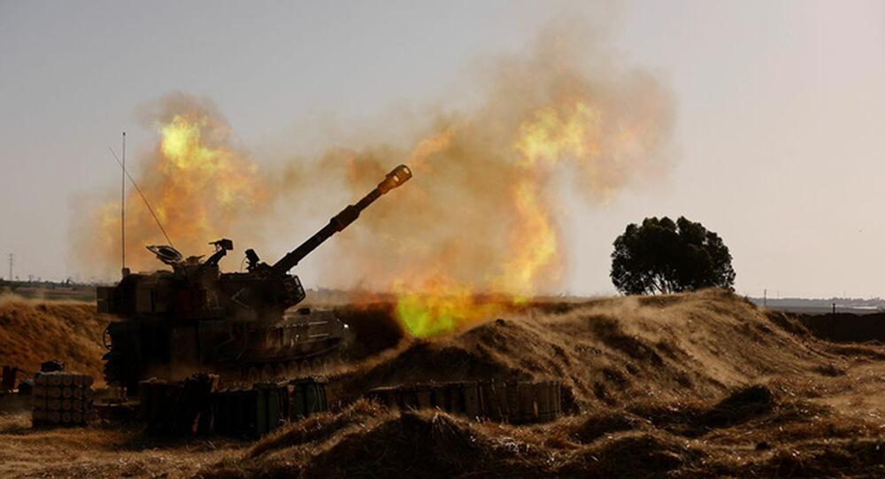 Israel tung 160 chiến đấu cơ, giội 450 tên lửa vào Hamas - Ảnh 1.