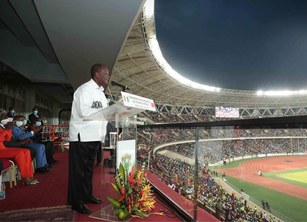 """Chiến lược """"ngoại giao sân vận động"""" của Trung Quốc, một công thức chiến thắng ở châu Phi - Ảnh 1."""