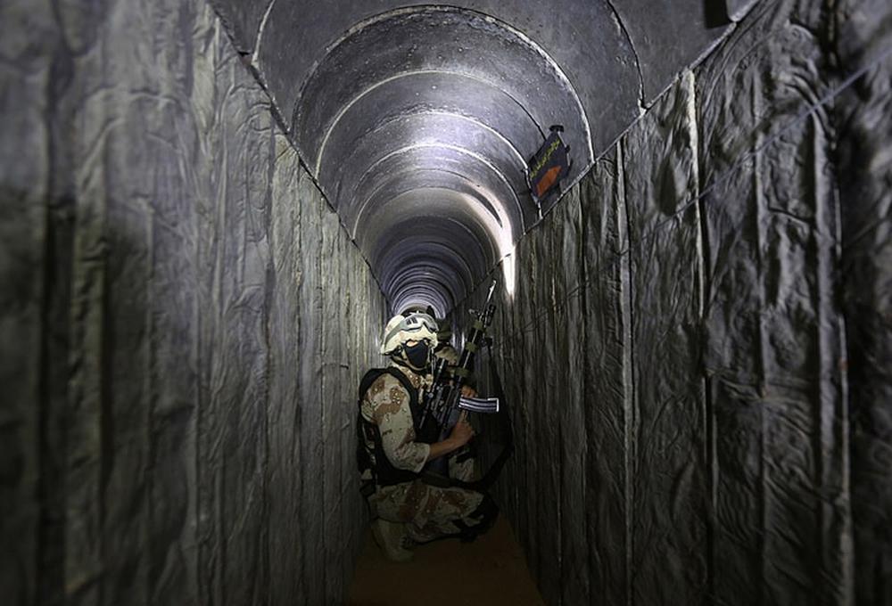Ảnh: Mạng lưới đường hầm phong trào Hamas dựng để qua mặt Israel - Ảnh 3.
