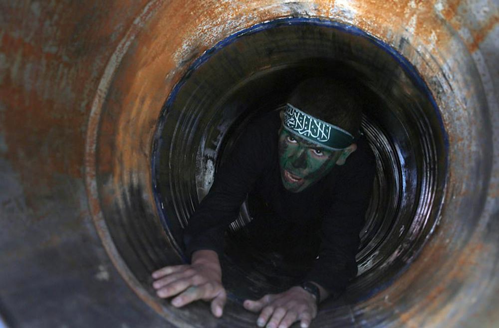 Ảnh: Mạng lưới đường hầm phong trào Hamas dựng để qua mặt Israel - Ảnh 4.