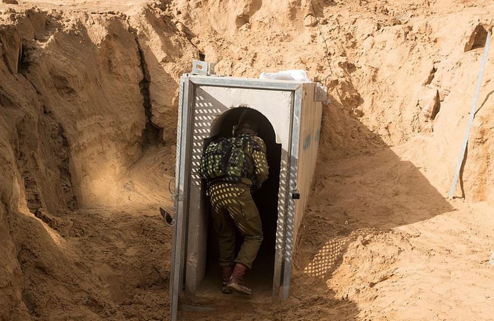Ảnh: Mạng lưới đường hầm phong trào Hamas dựng để qua mặt Israel - Ảnh 5.