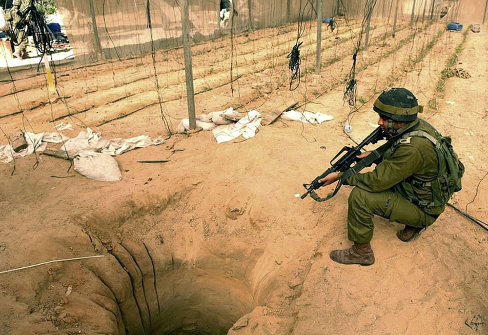 Ảnh: Mạng lưới đường hầm phong trào Hamas dựng để qua mặt Israel - Ảnh 6.