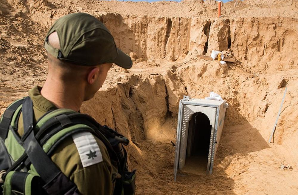 Ảnh: Mạng lưới đường hầm phong trào Hamas dựng để qua mặt Israel - Ảnh 9.