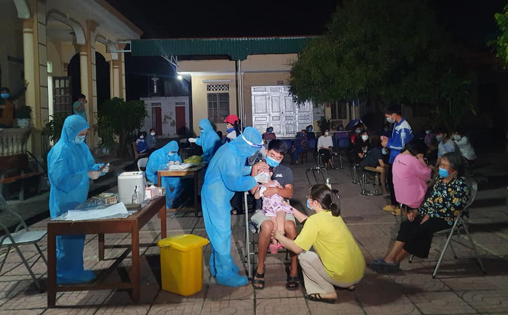 3 người ở Nghệ An di từ vùng dịch về nhưng khai báo gian dối để trốn cách ly