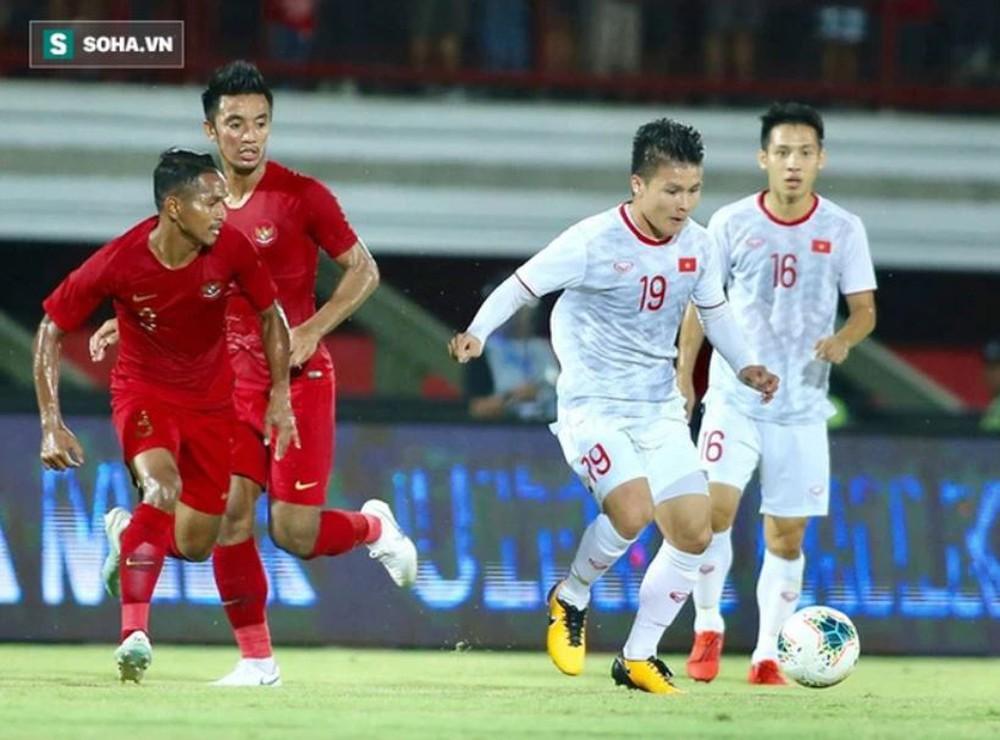 Đồng hương của thầy Park hùng hồn tuyên bố Indonesia sánh ngang tuyển QG hàng đầu châu Á - Ảnh 1.
