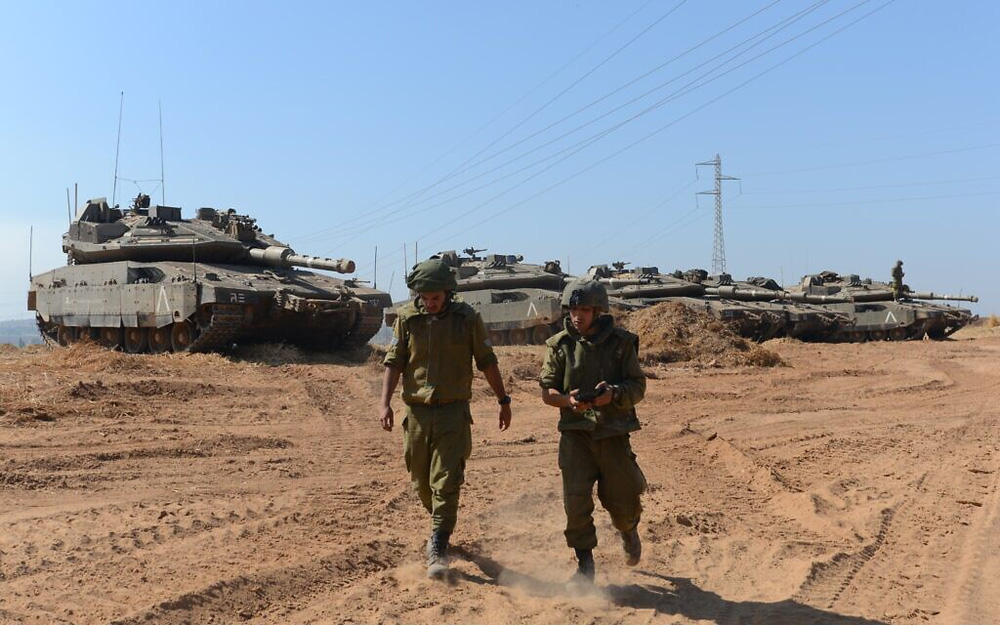 Những đường hầm chết chóc: Israel truy lùng tận cùng Hamas, quyết xóa sổ 14.000 tên lửa! - Ảnh 2.