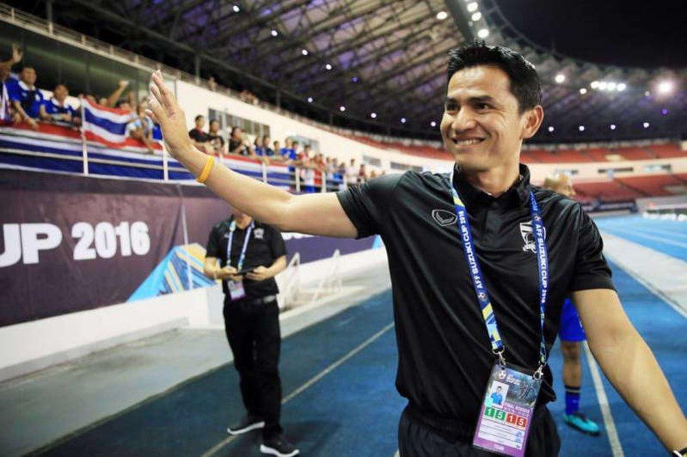 """HLV Kiatisuk hiến kế sách để tuyển Thái Lan giải quyết """"vấn đề lớn"""" ở vòng loại World Cup - Ảnh 1."""