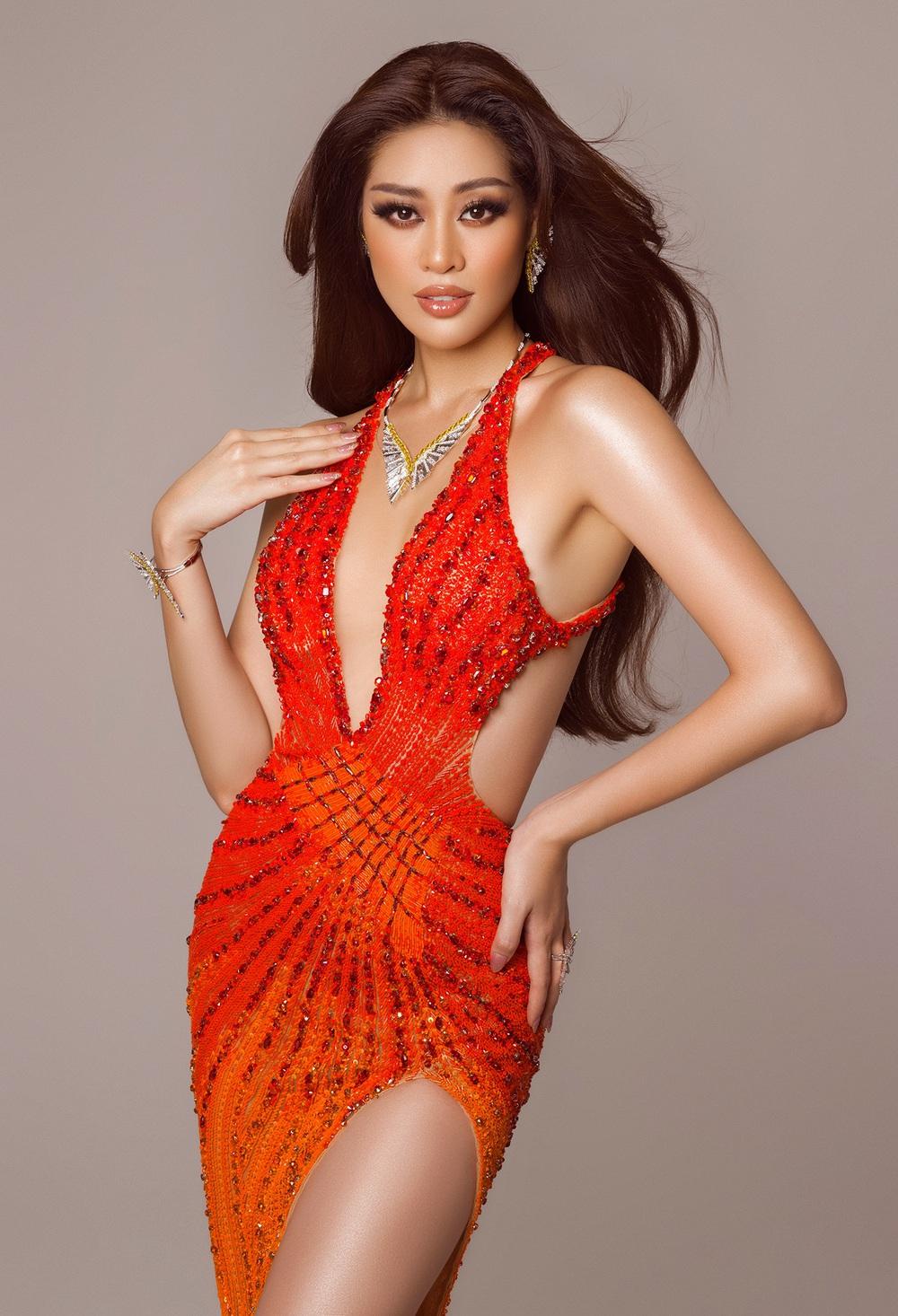 Chính thức lộ diện bộ trang phục đặc biệt Khánh Vân mặc trong chung kết Hoa hậu Hoàn vũ - Ảnh 3.
