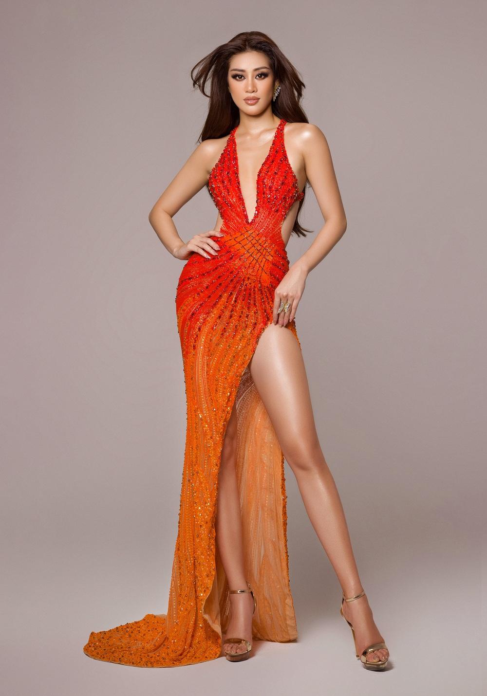 Chính thức lộ diện bộ trang phục đặc biệt Khánh Vân mặc trong chung kết Hoa hậu Hoàn vũ - Ảnh 2.