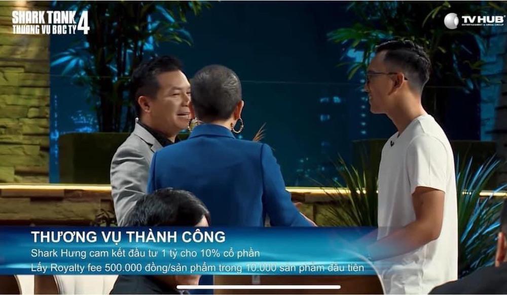 Chàng CEO điển trai từ bỏ sự nghiệp ở Mỹ về Việt Nam khiến các Shark phải tranh giành: Những thông tin khiến tất cả choáng - Ảnh 7.