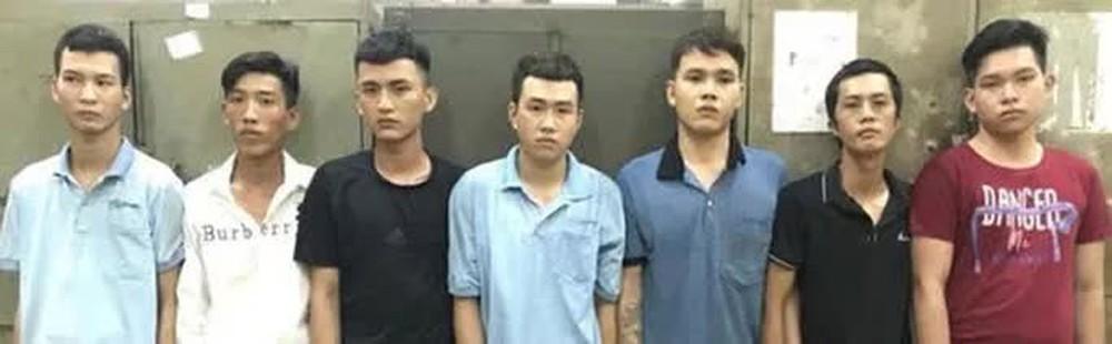 Vụ truy sát kinh hoàng ở KCN Long Thành, vừa bắt thêm 7 người - Ảnh 1.