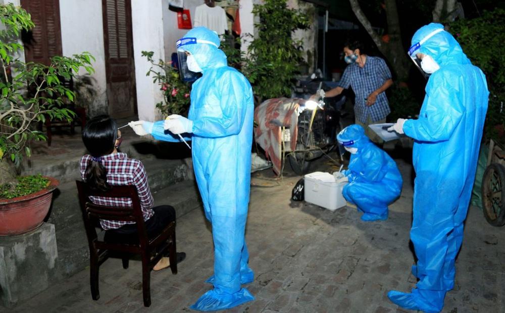 NÓNG: Hà Nam phát hiện thêm 5 ca dương tính SARS-CoV-2