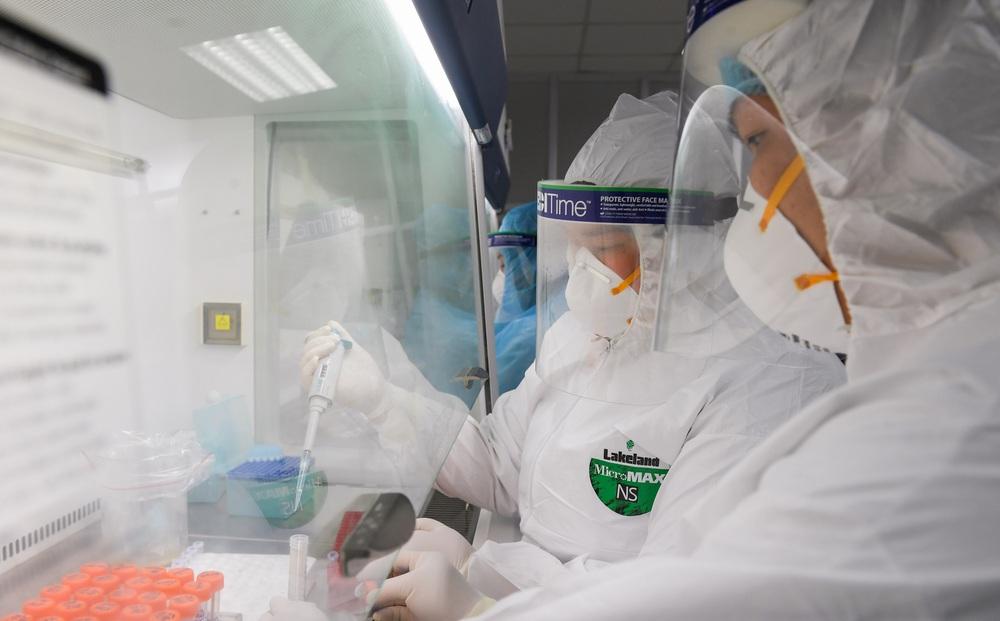 Chiều 17/5: Thêm 116 ca mắc Covid-19 trong nước: Bắc Giang, Bắc Ninh số ca nhiễm vẫn ở mức cao