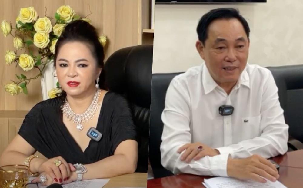 """Bà Nguyễn Phương Hằng xúc động khi nhắc đến chồng và mong mọi người """"đừng xúc phạm đến anh Dũng"""""""