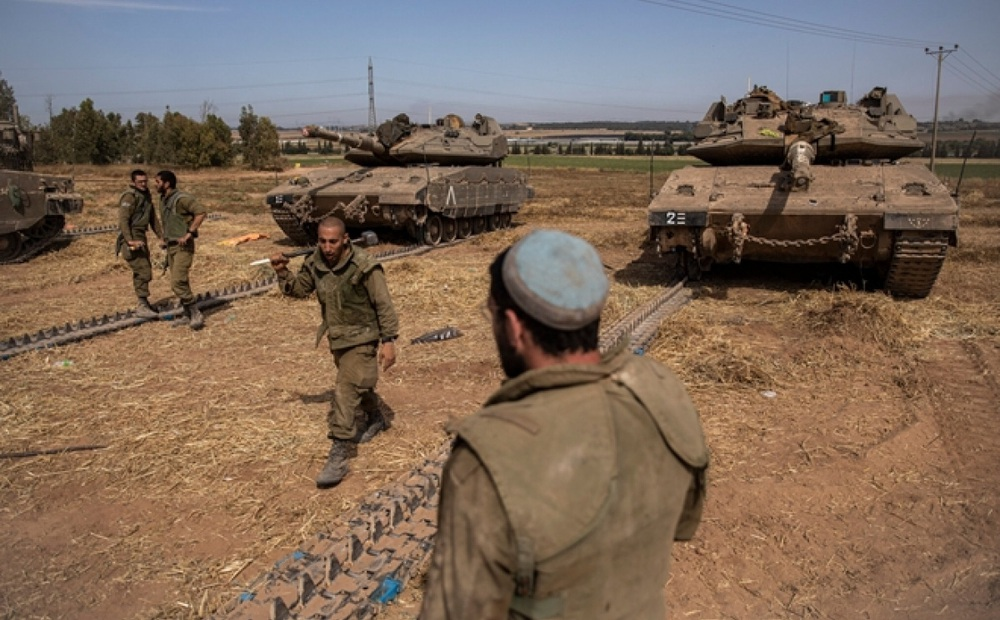 Gaza: Các phong trào vũ trang tấn công đáp trả Israel