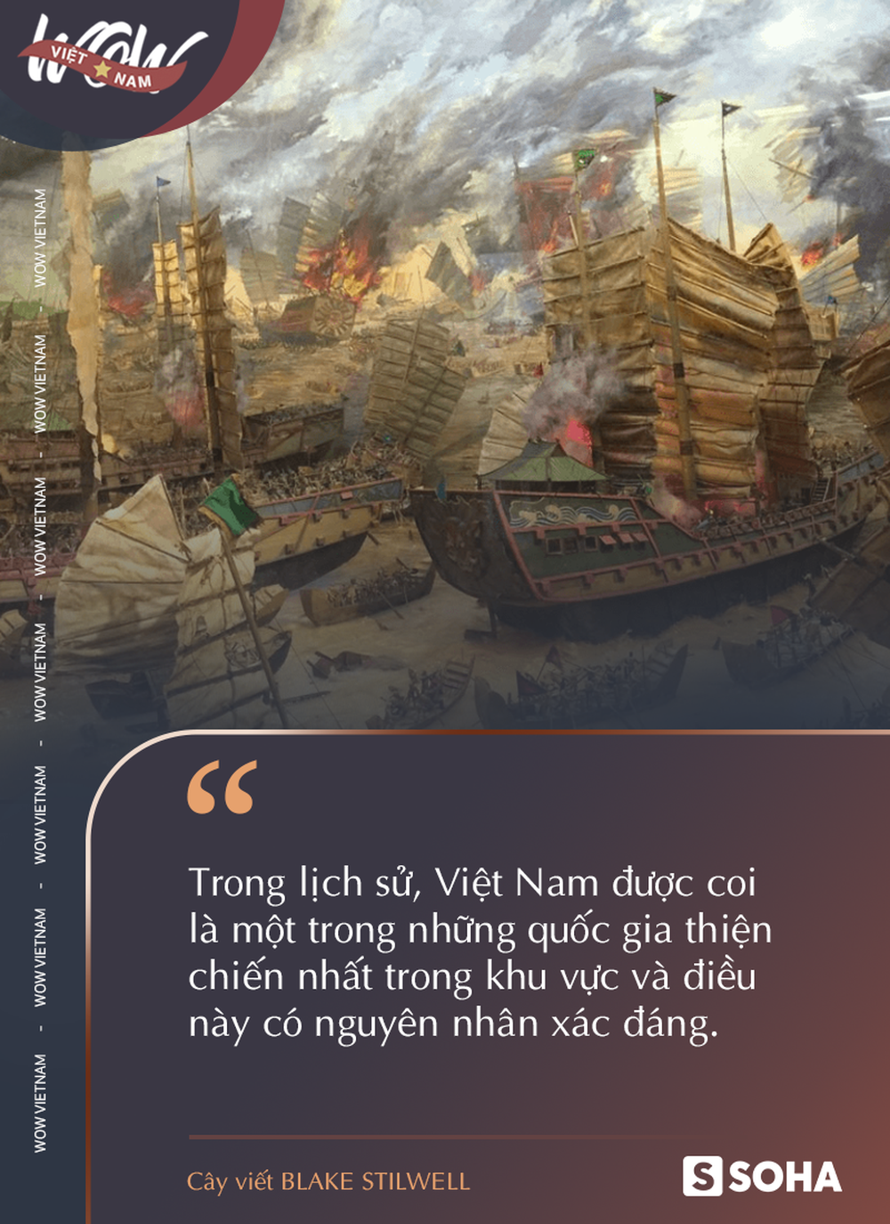 Vì sao tôi chọn Việt Nam đứng đầu danh sách những quốc gia không thể bị khuất phục? - Ảnh 2.