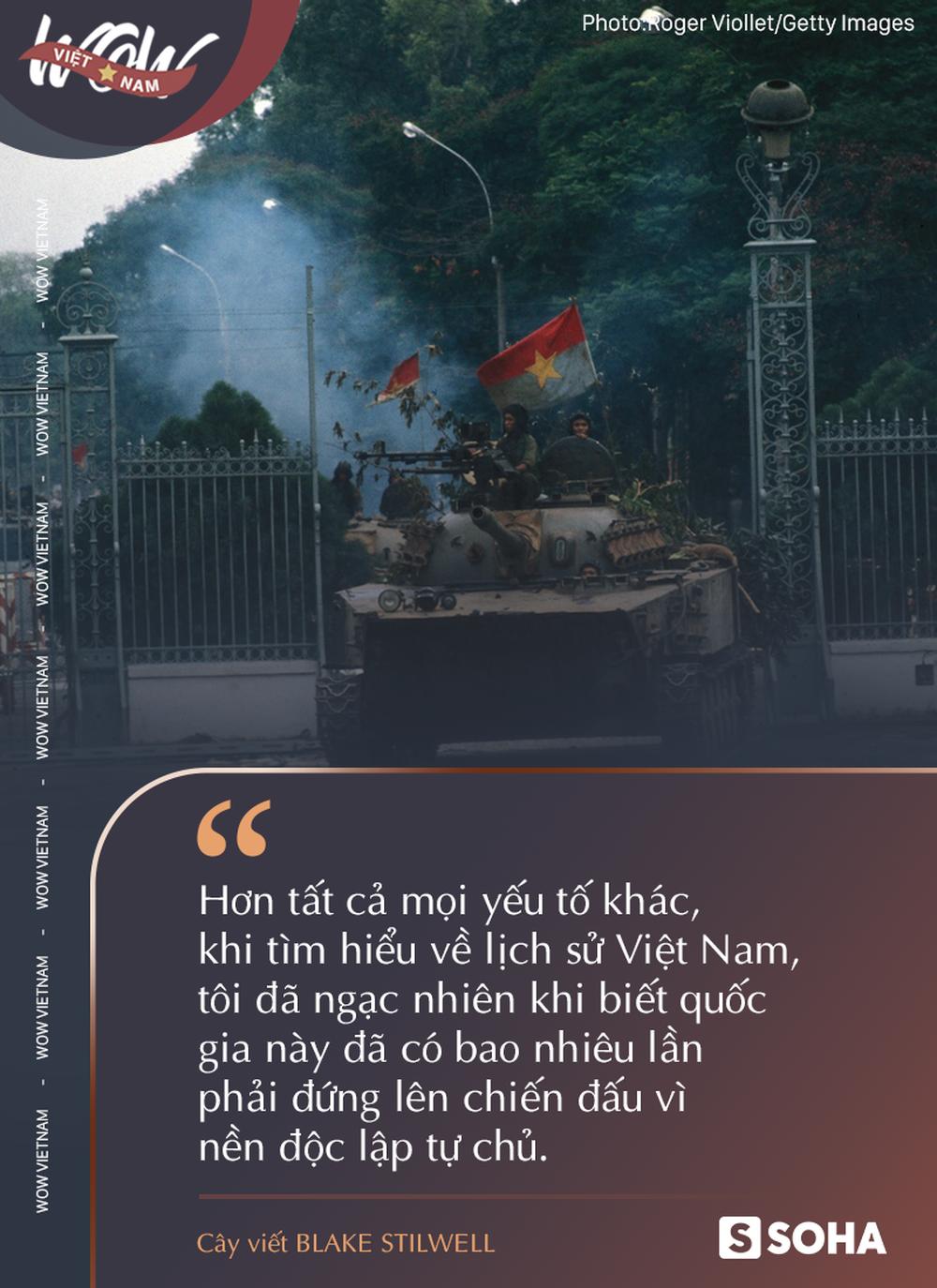 Vì sao tôi chọn Việt Nam đứng đầu danh sách những quốc gia không thể bị khuất phục? - Ảnh 3.