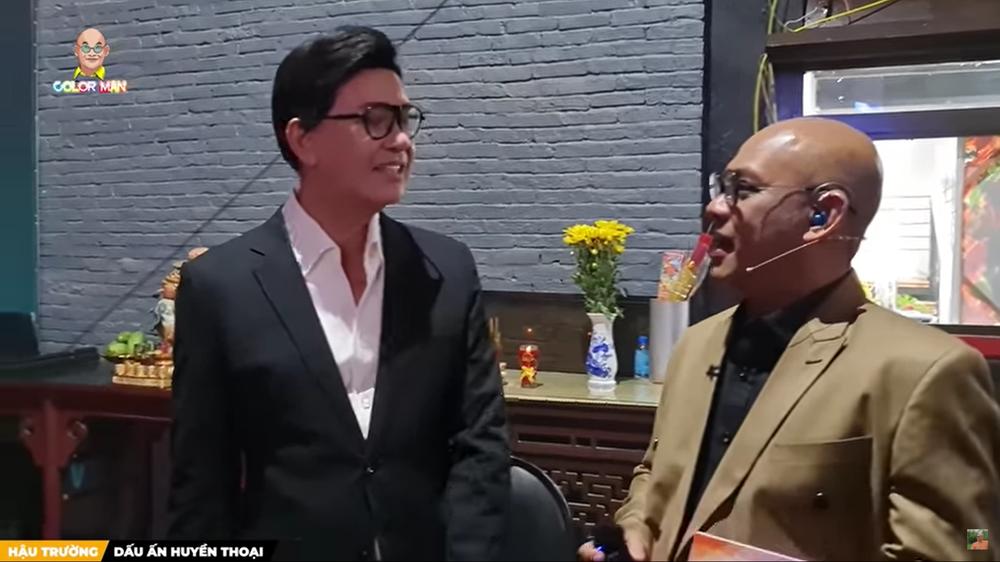 NSƯT Thanh Kim Huệ phải mổ ruột, gầy và yếu, vừa xuất viện đã lên show - Ảnh 1.