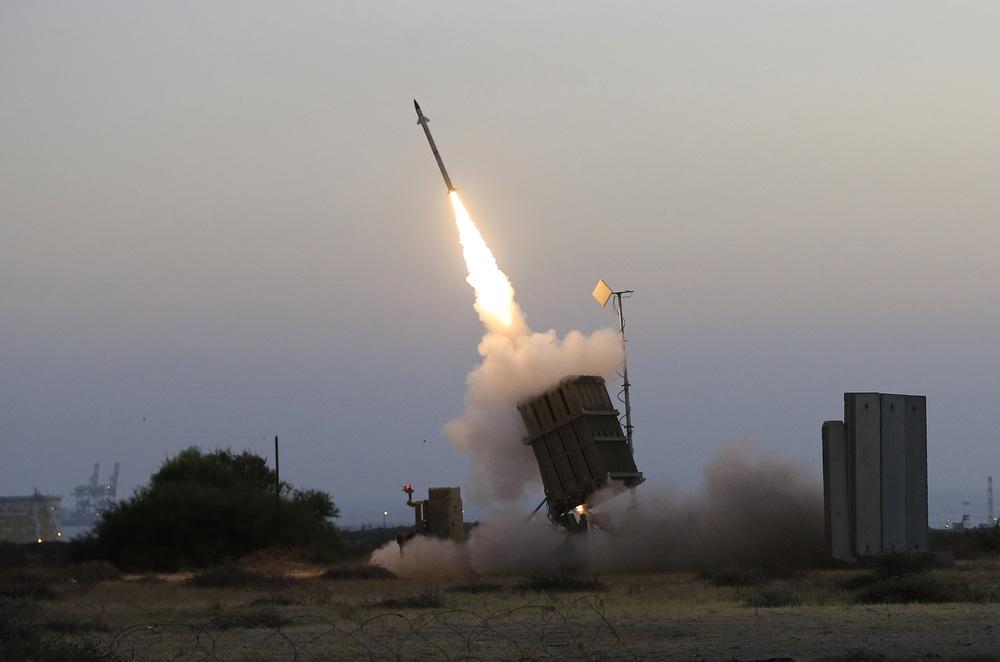 Những binh sĩ Israel 18 tuổi lập kỳ tích đánh chặn tên lửa: Đẳng cấp và trí tuệ Do Thái là đây! - Ảnh 2.