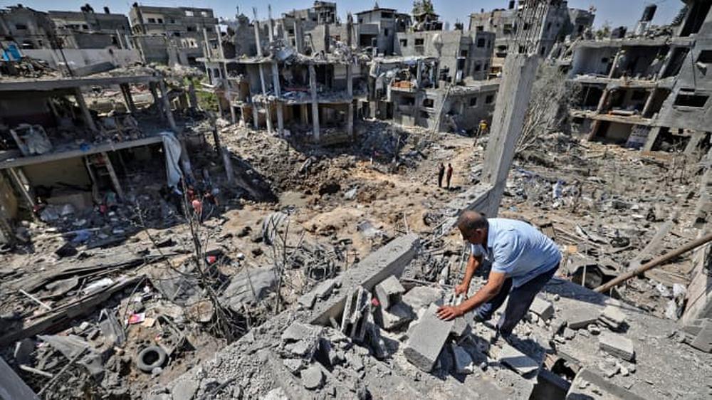 Chính quyền Biden ủng hộ ngừng bắn sau khi thông qua hợp đồng vũ khí 735 triệu USD bán cho Israel? - Ảnh 1.