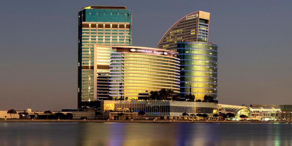 Choáng ngợp trước khách sạn xa hoa của tuyển Việt Nam tại UAE, nơi từng là vận son - Ảnh 2.