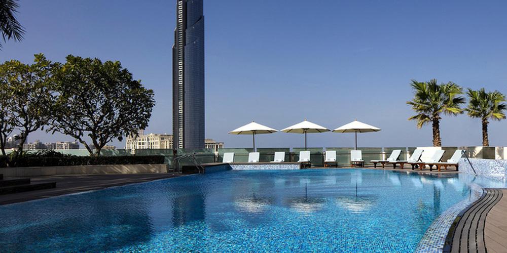 Choáng ngợp trước khách sạn xa hoa của tuyển Việt Nam tại UAE, nơi từng là vận son - Ảnh 9.