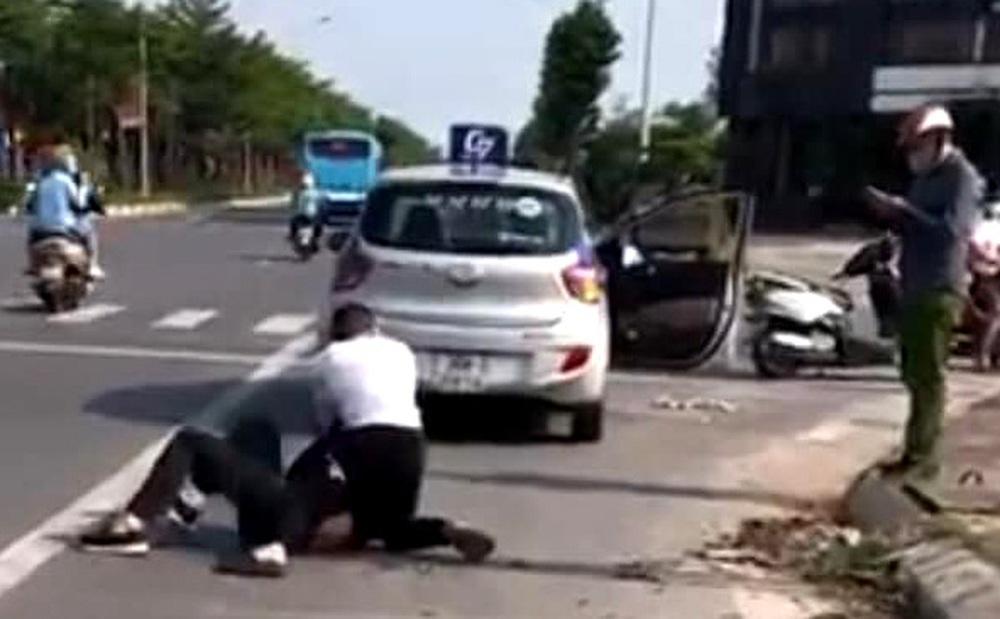 """Vụ đại úy công an đứng gọi điện thoại khi tài xế vật lộn với cướp: """"Sợ thì hãy ra khỏi ngành"""""""