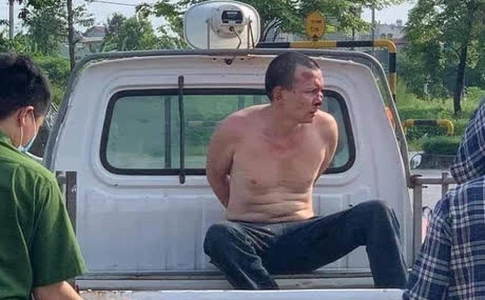 Hành tung bí ẩn của kẻ giết người, trong lúc trốn truy nã tiếp tục đâm tài xế taxi ở Hà Nội