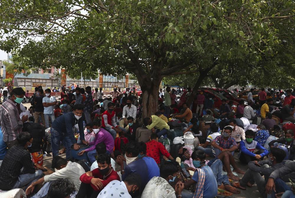 Địa ngục nhếch nhác ở Ấn Độ: Bệnh nhân ở nhờ chuồng gia súc, nằm truyền dịch cạnh trâu bò nhởn nhơ gặm cỏ - Ảnh 14.