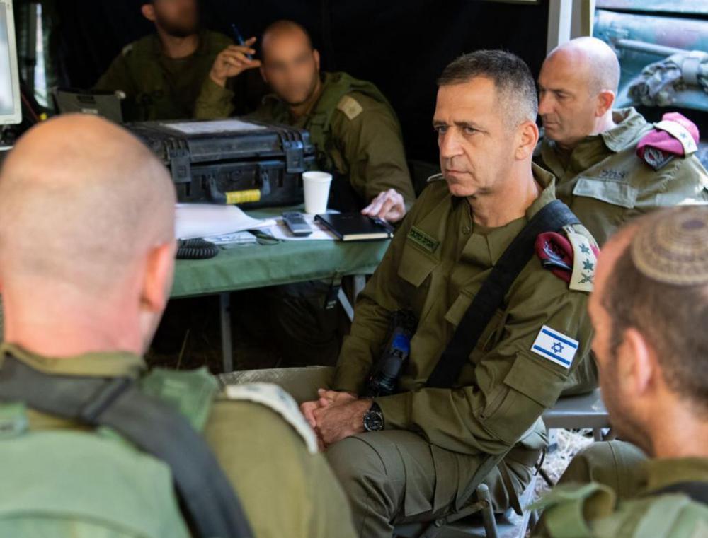 Không thể đánh quỵ Hamas bằng không kích, QĐ Israel bắn tin, chờ tín hiệu gì từ Mỹ? - Ảnh 1.