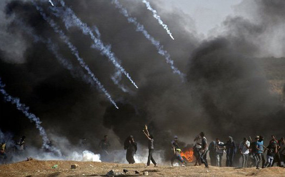 """Bí mật về siêu vũ khí của Israel bỗng trở thành """"hổ giấy"""" trước tên lửa của Hamas"""