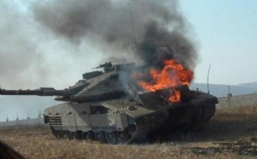 """Bí mật vũ khí """"khủng"""" của Nga khiến Israel ám ảnh khi chiến đấu với Palestine"""