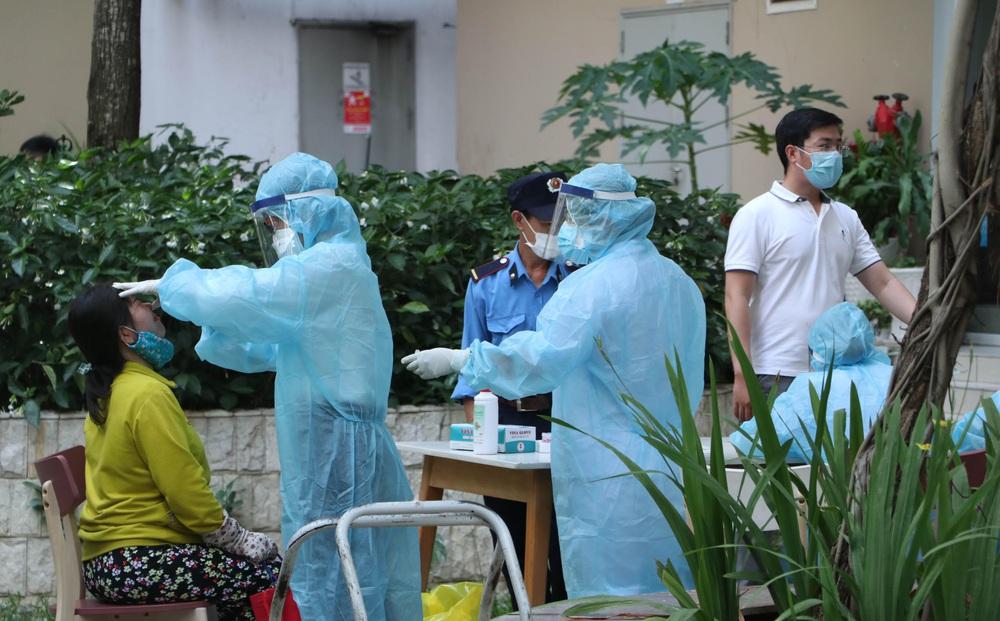 NÓNG: Kết quả xét nghiệm Covid-19 của hơn 5.000 mẫu liên quan ca bệnh ở Thủ Đức