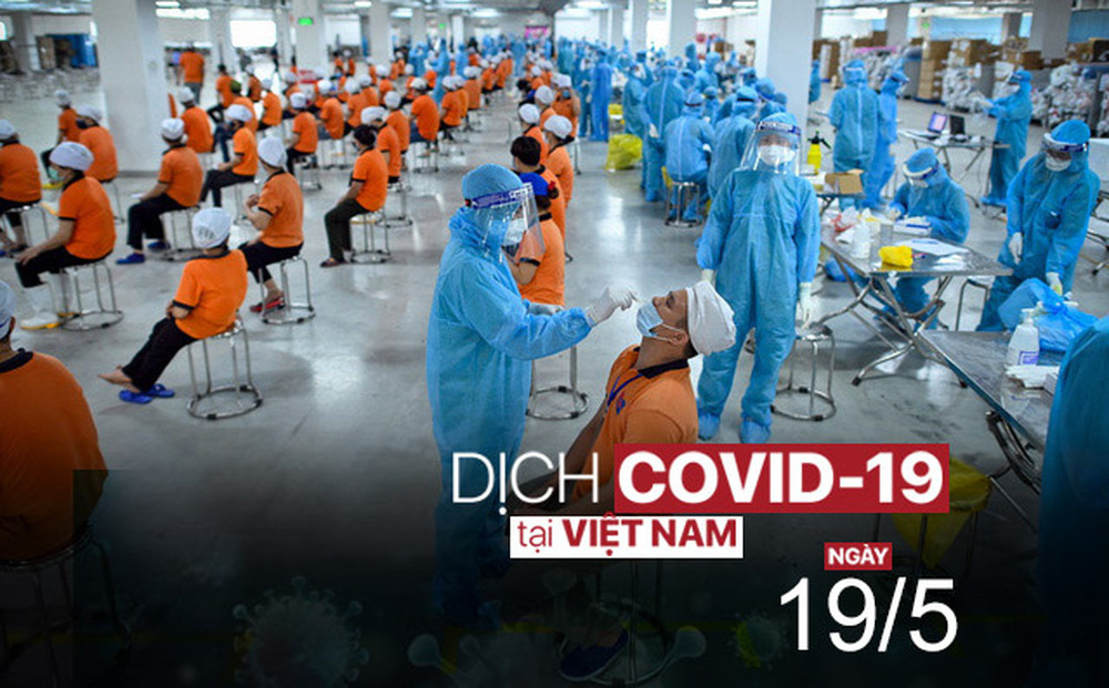 """Ổ dịch ở Bắc Giang """"hết sức nguy hiểm"""", cách ly nghiêm ngặt 4.500 người công ty Hosiden"""