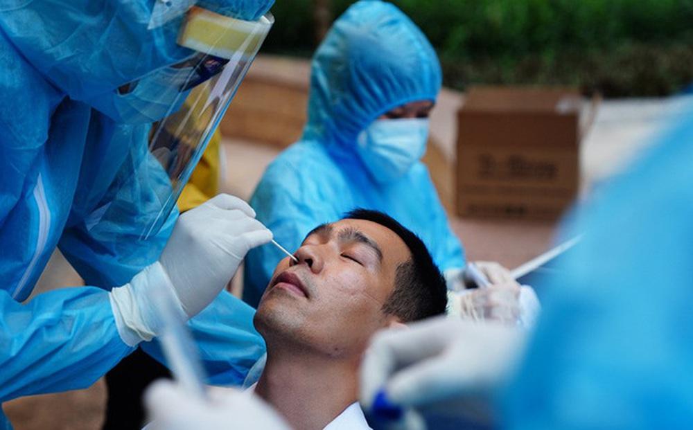 Nóng: Một công nhân ở ổ dịch Bắc Giang về Thanh Hóa được phát hiện dương tính SARS-CoV-2