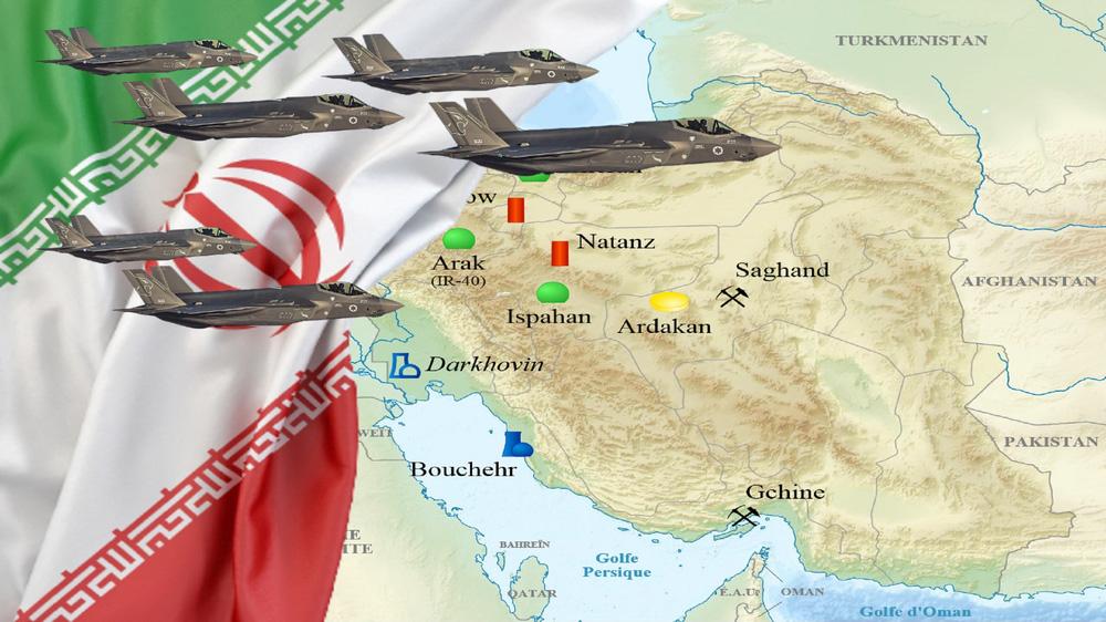 Siêu tiêm kích F-35 Israel tấn công Gaza: Lễ rửa tội trước cuộc tập kích hạt nhân Iran? - Ảnh 4.