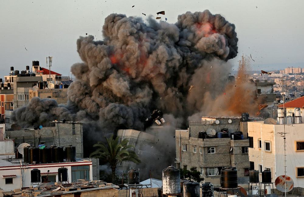 Tung những cú đòn trời giáng, Israel lẫn Hamas đều quyết tâm hủy diệt đối phương bằng tiềm lực khổng lồ - Ảnh 2.