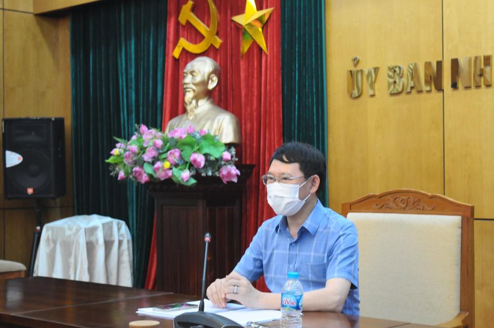 Họp khẩn tiểu ban điều trị COVID-19 tỉnh Bắc Giang: Bệnh nhân dồn dập, nhưng quyết tâm không có ca tử vong - Ảnh 5.