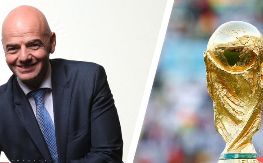 FIFA chính thức đề xuất tổ chức World Cup 2 năm một lần, Việt Nam hưởng lợi
