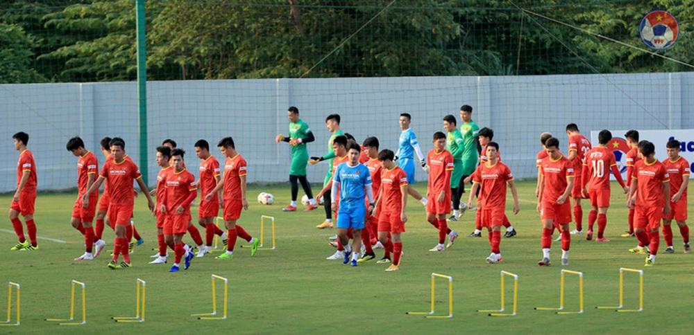HLV Park Hang-seo có lực lượng mạnh nhất cho vòng loại World Cup 2022 - Ảnh 1.