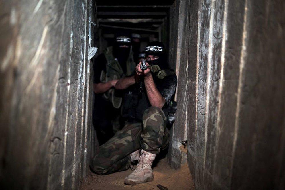 """Lộ lực lượng bí ẩn đứng sau chiêu """"đánh lừa"""" Hamas của Israel - Ảnh 1."""