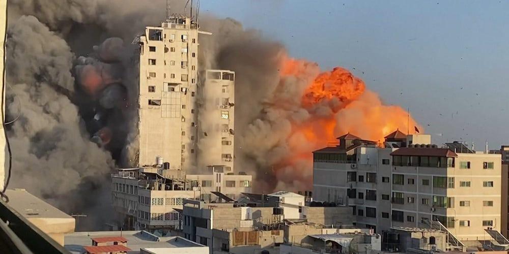"""Lộ lực lượng bí ẩn đứng sau chiêu """"đánh lừa"""" Hamas của Israel - Ảnh 3."""