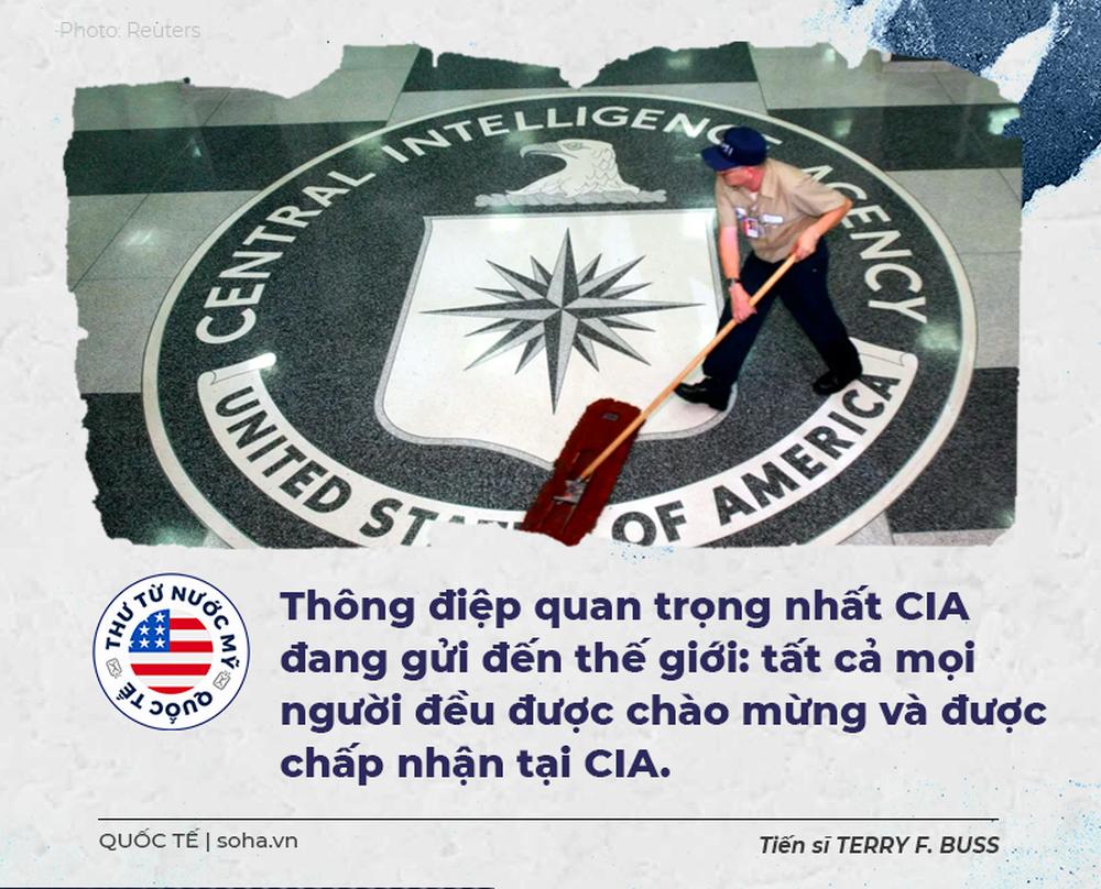Thư từ nước Mỹ: CIA có còn là cơ quan tình báo khiến cả thế giới nghĩ đến đã thấy ghét? - Ảnh 2.
