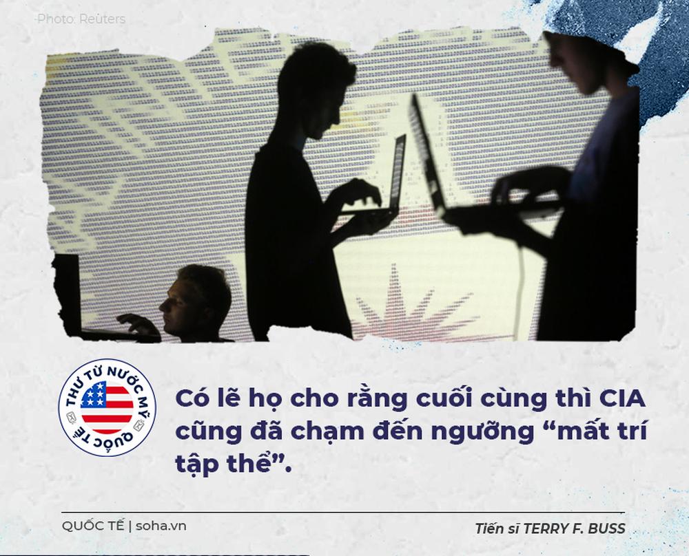 Thư từ nước Mỹ: CIA có còn là cơ quan tình báo khiến cả thế giới nghĩ đến đã thấy ghét? - Ảnh 4.